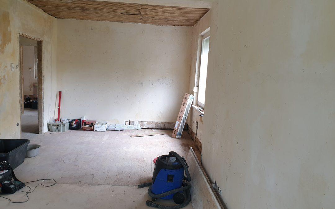 Baubegleitung Sanierung Einfamilienhaus