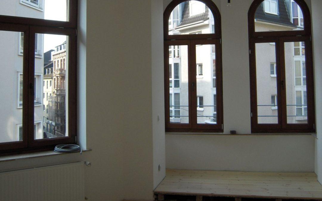 Sanierung einer Altbauwohnung