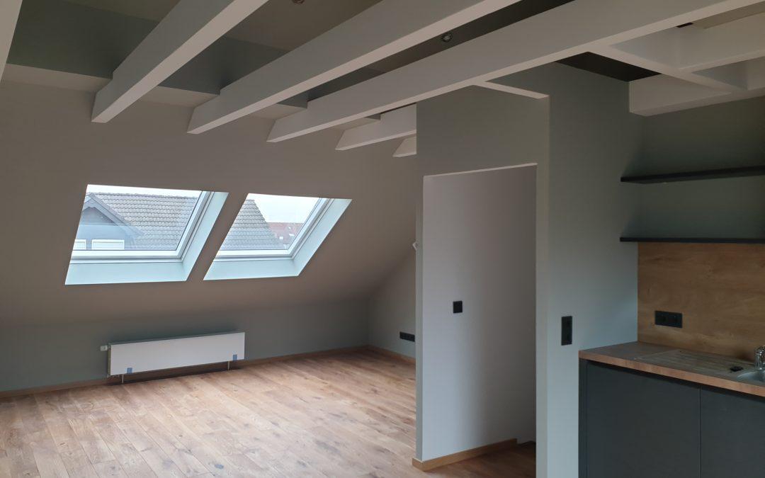 Modernisierung eines Einfamilienhauses